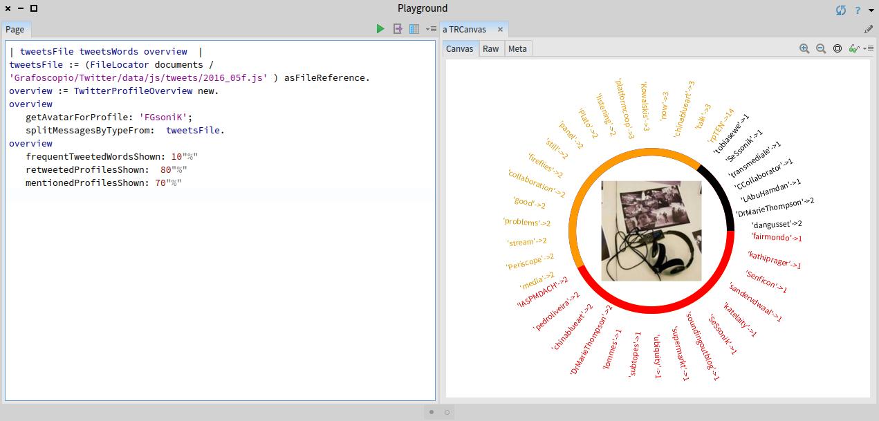 Bug fix del proyecto de la semana pasada, para mejorar la interface con el usuario de los data selfies